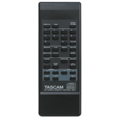 Tascam CD-RW900MKII REGISTRATORE CD AUDIO PROFESSIONALE