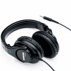 SHURE SRH440 Cuffia professionale da studio e registrazione