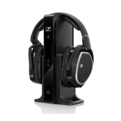 Sennheiser RS165 sistema wirelee digitale cuffia over-ear con trasmettitore 1