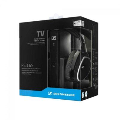 Sennheiser RS165 sistema wirelee digitale cuffia over-ear con trasmettitore 2