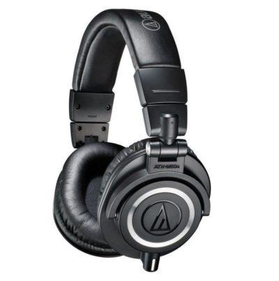 AUDIO-TECHNICA ATH-M50X nero