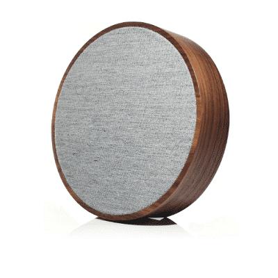 tivoli audio orb cassa wireless bluetooth noce grigio