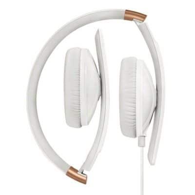 Sennheiser HD 2.30i Cuffia microfonica sovraurale bianca 3