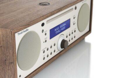 TIVOLI MUSIC SYSTEM PLUS WALNUT/BEIGE