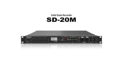 Tascam SD-20M Registratori rack-mount