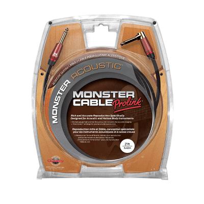 Monster Cable Acoustics 21A Cavo per strumenti 1