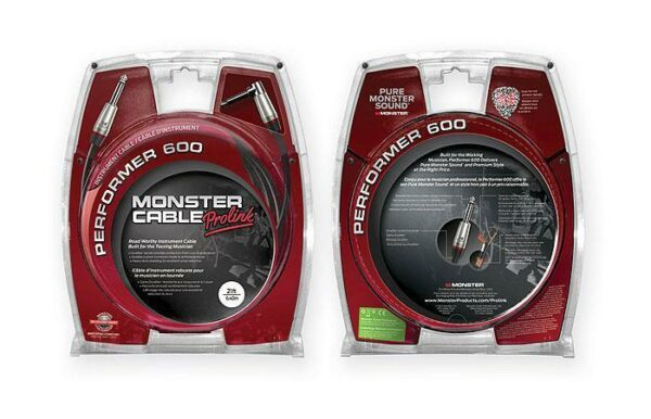 Monster Cable P600 i-15A