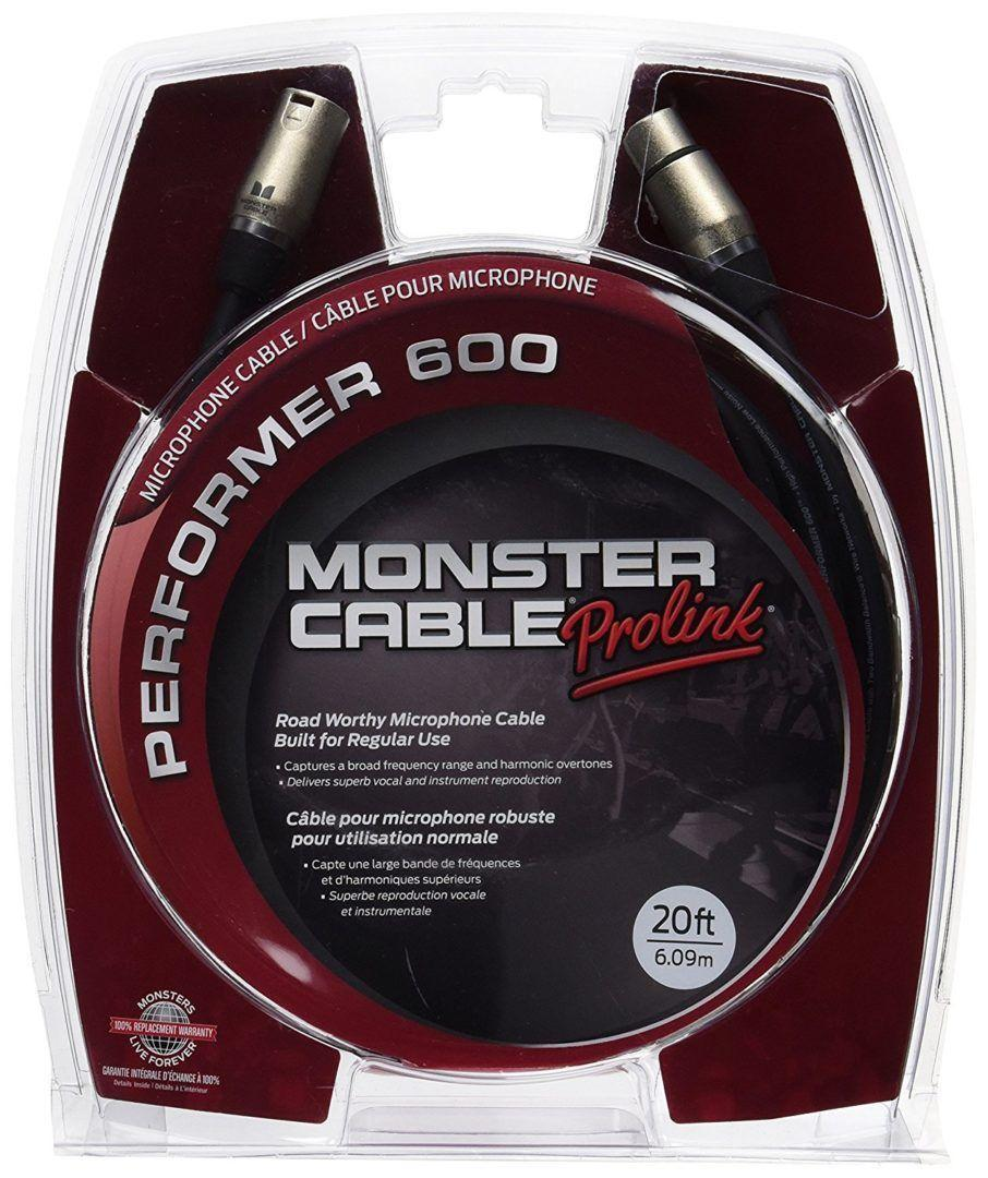 Monster Cable P600 M-20