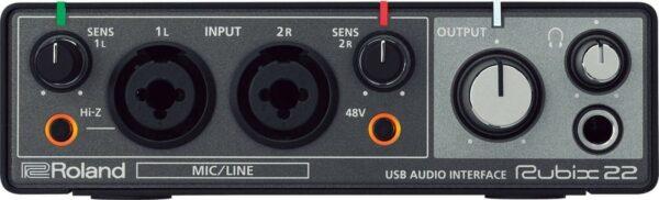 Roland Rubix22 Interfaccia Audio USB