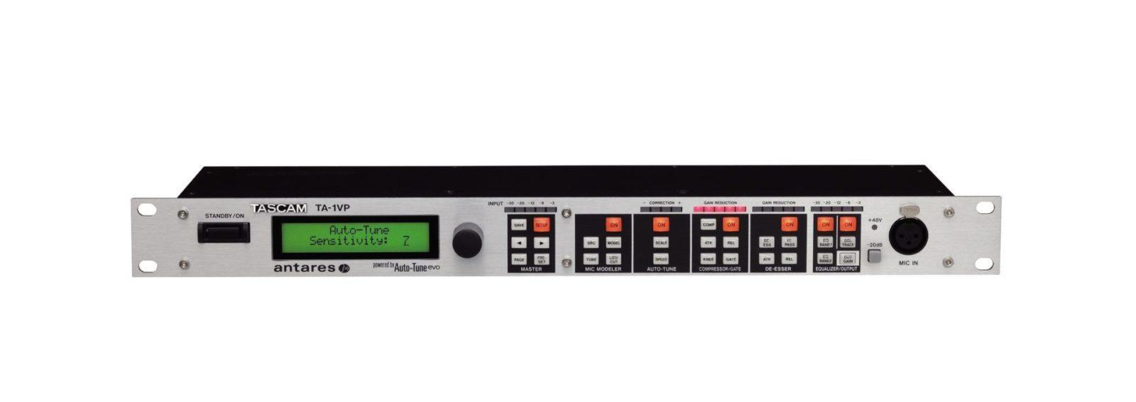 Tascam TA-1VP Vocal Processor (OUTLET)