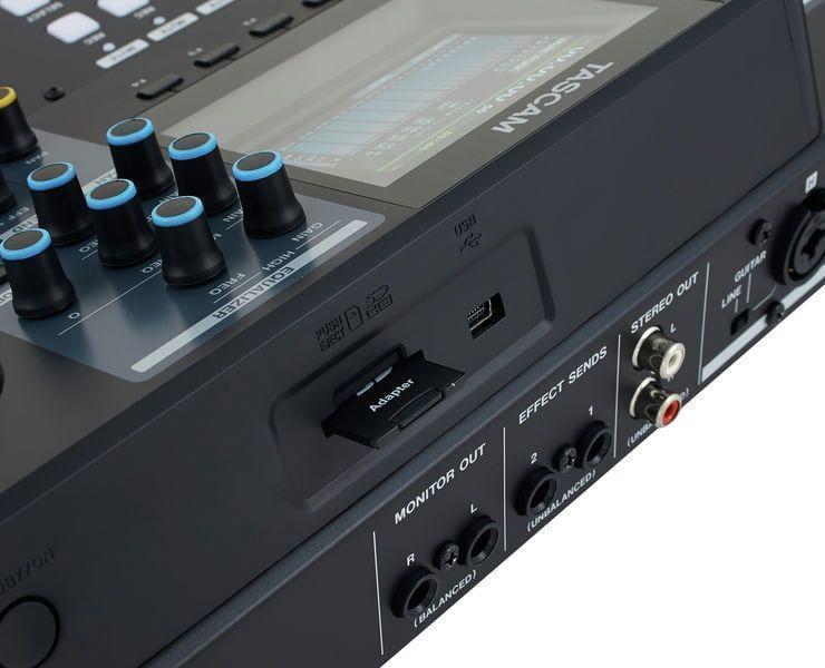Tascam DP24SD Digital Portalstudio