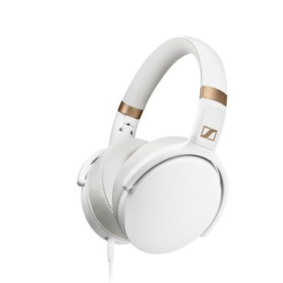 Sennheiser HD 4.30G Cuffia Over-Ear microfonica chiusa bianca