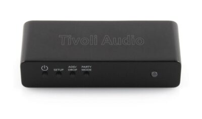 Tivoli ConX Ricetrasmettitore Wireless BLACK