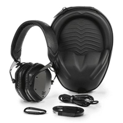 V-MODA Crossfade 1 Gunmetal black