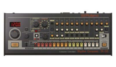 ROLAND TR 08 Sound module-Boutique series