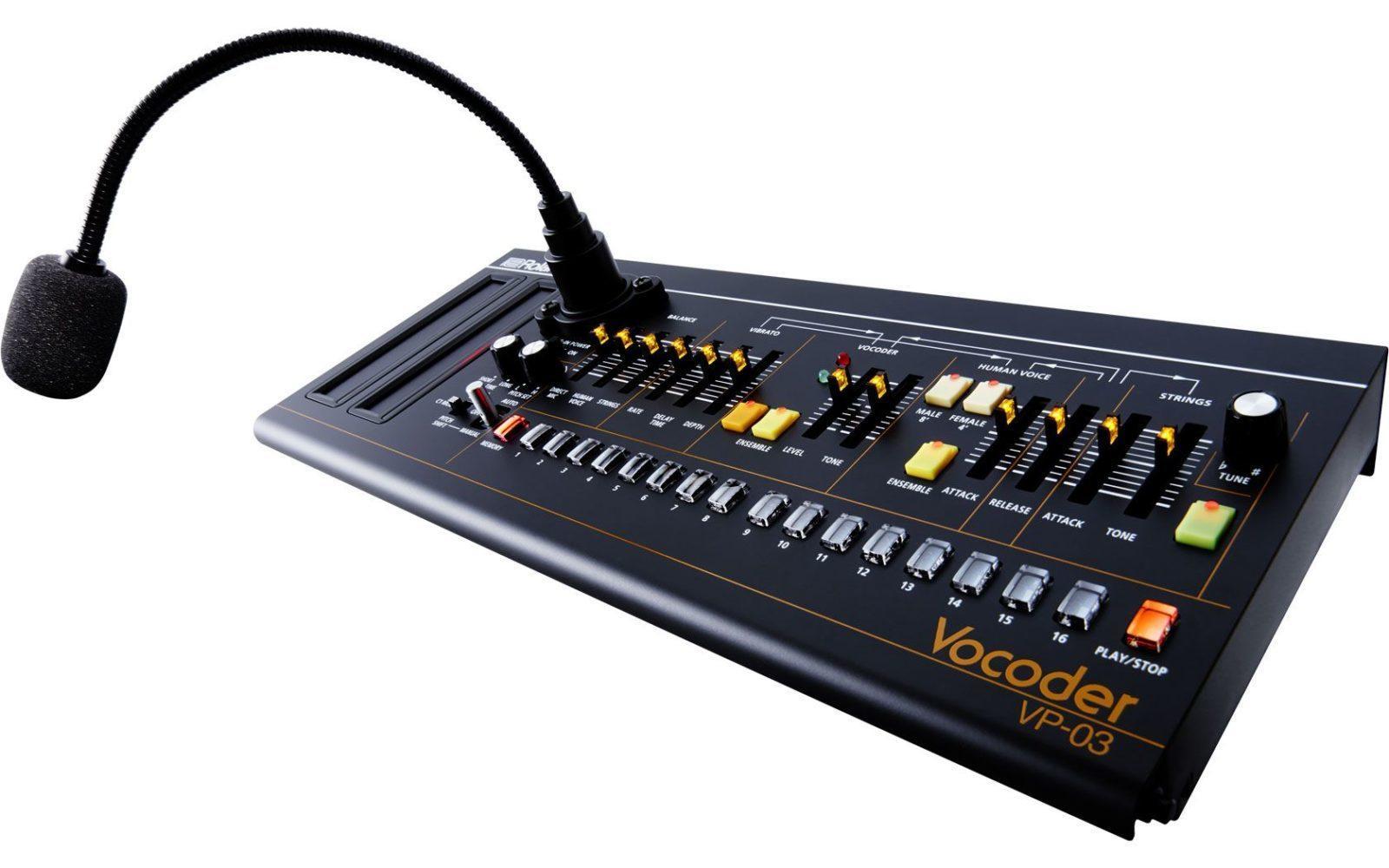 Roland VP-03 Sound Module-Digital Boutique