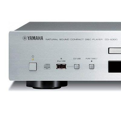 yamaha cd-s300 lettore cd argento-1