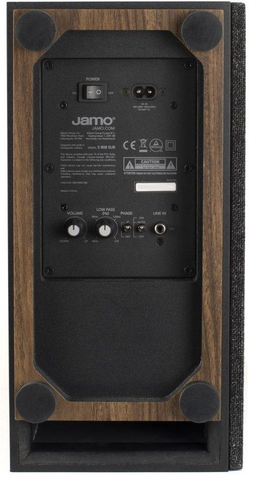 JAMO STUDIO 8 S 808 SUB BLACK