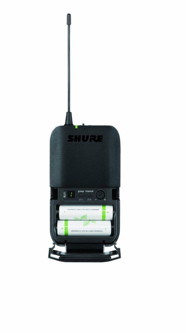 SHURE BLX14E SM31