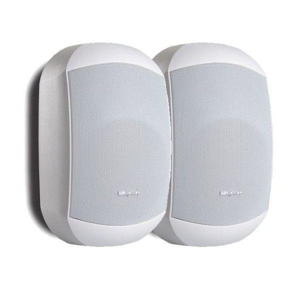 APART MASK4-W Coppia di diffusori Bianco