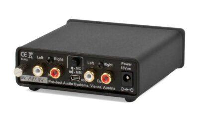 Pro-Ject Pre-amplificatore Phono per MM o MC