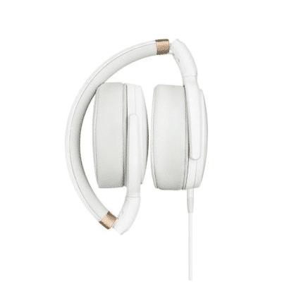 Sennheiser HD 4.30G Cuffia Over-Ear microfonica chiusa Bianca 1