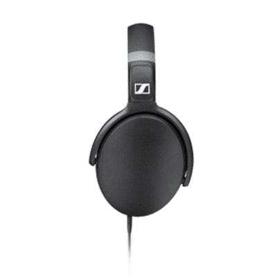 Sennheiser HD 4.30i Cuffia Over-Ear Dinamica chiusa nera 1