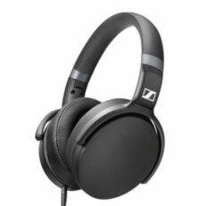 Sennheiser HD 4.30i Cuffia Over-Ear Dinamica chiusa nera