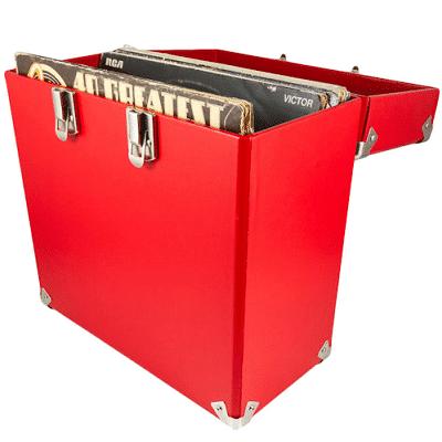 GPO Vinyl Case - Red