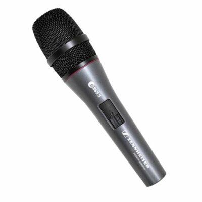 SENNHEISER E865 S MICROFONO PER VOCE A CONDENSATORE