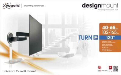 Vogel's NEXT 7345 DesignMount Staffa TV Girevole