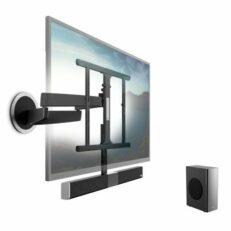 Vogel's NEXT 8365 Staffa TV Girevole con Suono integrato