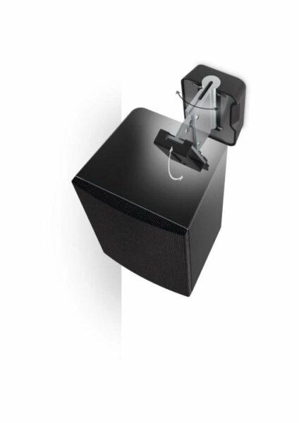 Vogel's SOUND 3200 Staffa per casse acustiche Nero