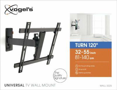 Vogel's WALL 3225 Staffa TV Girevole