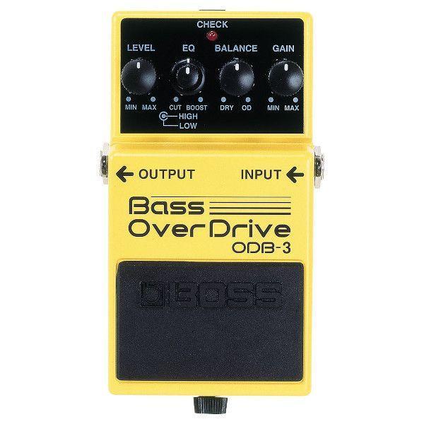 BOSS ODB3 Overdrive per Basso