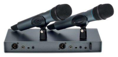 Sennheiser XSW 1-825 DUAL Banda A 548-572 MHz