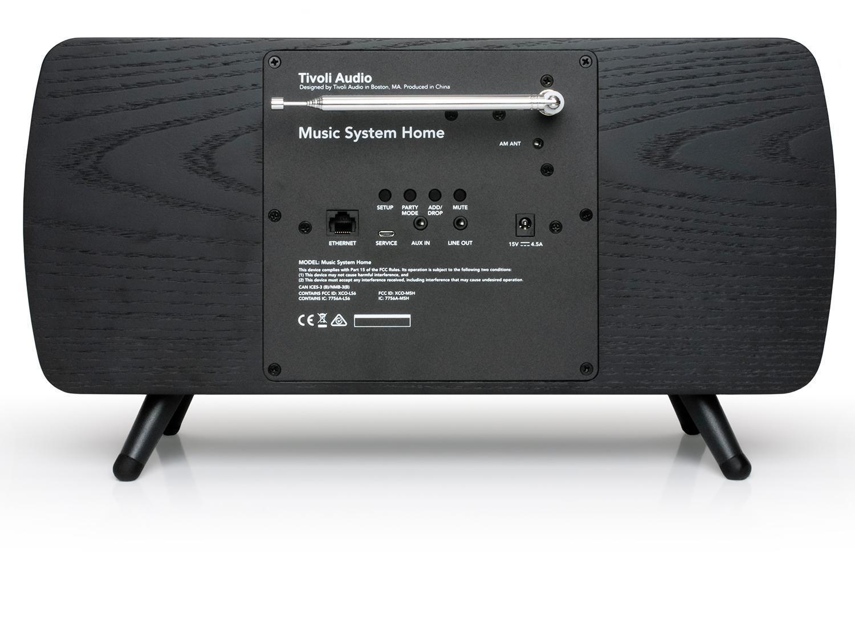 Tivoli Music System Home Nero