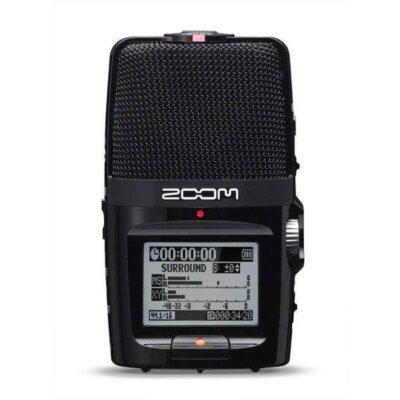 Zoom H2n - registratore palmare stereo digitale