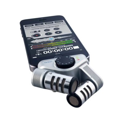 Zoom iQ6 - microfono X/Y per iPhone/iPod/iPad