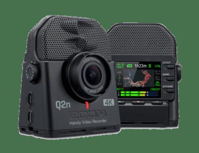 Zoom Q2n-4K - registratore digitale audio/video