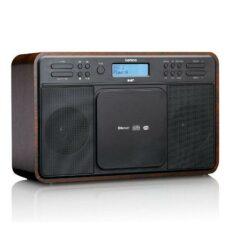 Lenco DAR-040 Radio DAB+ Noce
