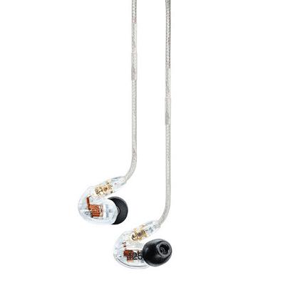 Shure SE425 Auricolari professionali Sound Isolating trasparenti con cavo universale