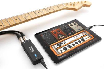IK Multimedia iRig HD2 Interfaccia chitarra e basso