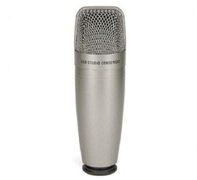 Samson C01U PRO Microfono a condensatore USB per studio