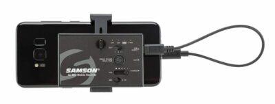 Samson Go mic mobile- Sistema wireless con microfono palmare