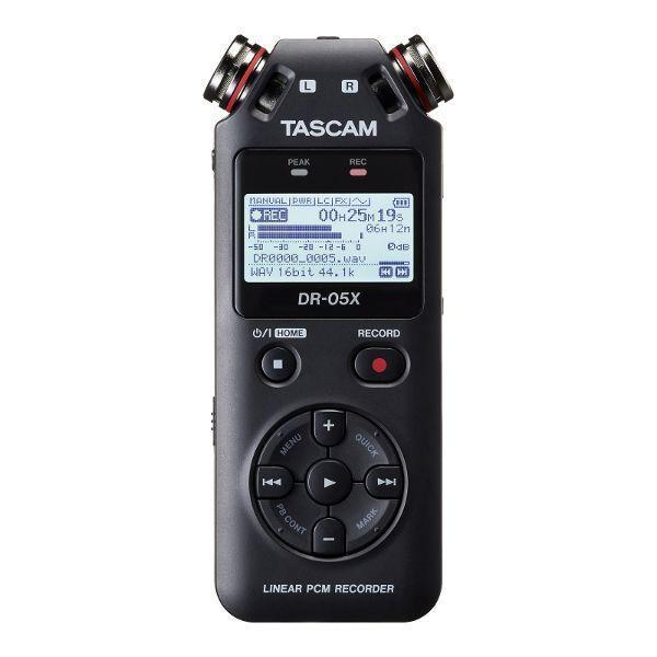 Tascam DR05X Registratore portatile