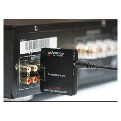 Advance Acoustics WTX-500 Ricevitore Wireless aptX