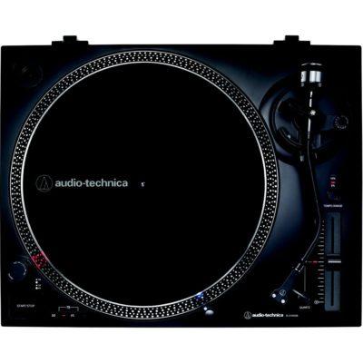 Audio Technica AT-LP120X USB Giradischi Nero