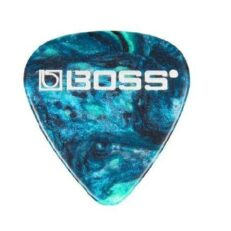 Boss BPK-12-OH Plettro Heavy Ocean Turquoise (Set 12 pcs)