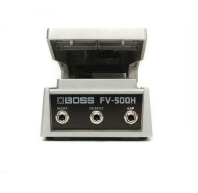 Boss FV-500H Pedale di controllo volume alta impedenza